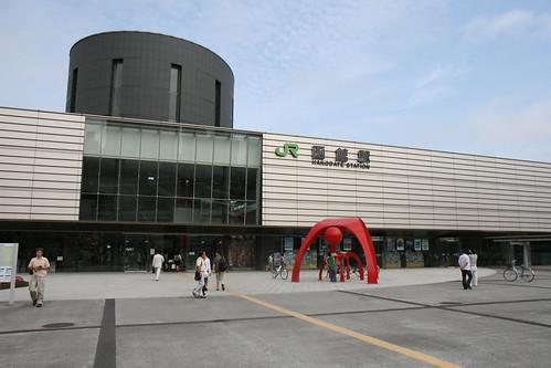 函館駅前 by RafaleM