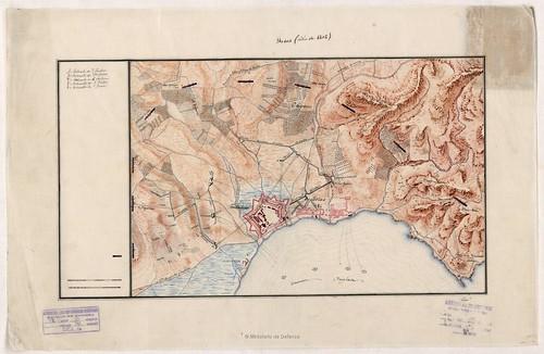 Sitio de Rosas, 1808