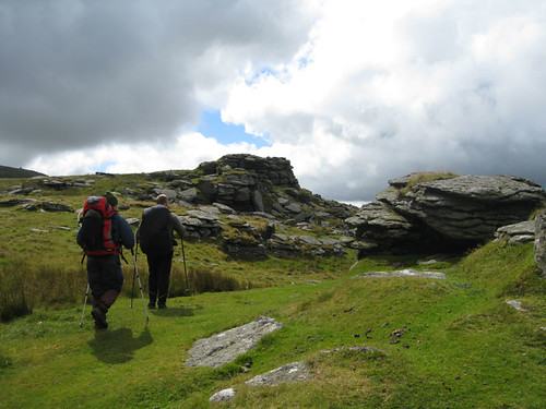 leaving Black Tor