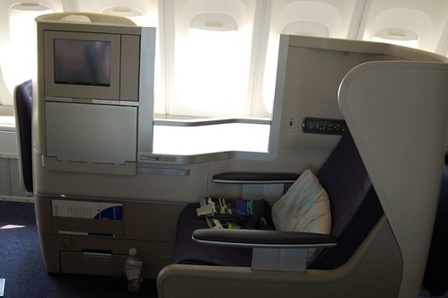 Club World-British Airways