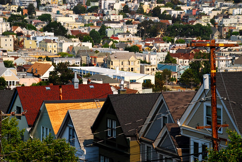 Noe Valley 1, San Francisco, California, 2008 by José Antonio Galloso.