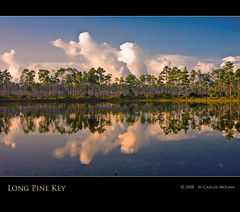 COLORS & SHAPES OF SOUTH FLORIDA (carlosm76) Tags: lake water sunrise canon florida everglades evergladesnationalpark inspirational nationalparks digitalphotography southflorida naturephotography stateparks landscapephotography supershot longpinekey 40d canon40d carlosmolina peachofashot carlosm76