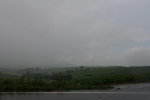 雨中 by RafaleM