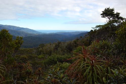 Nový Zéland - Heaphy track