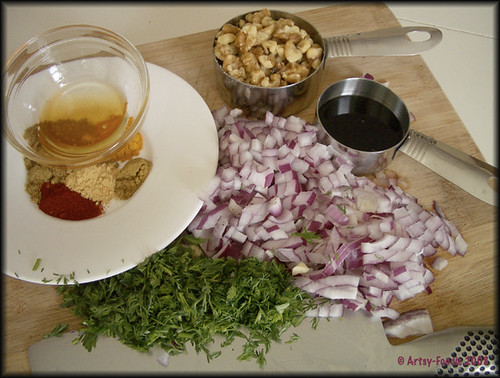 Ingredients Pomegranate Marinade