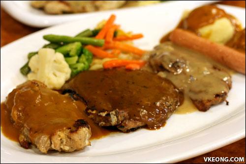 F1 Chops Steaks Restaurant @ IOI Mall, Puchong - Malaysia Food ...