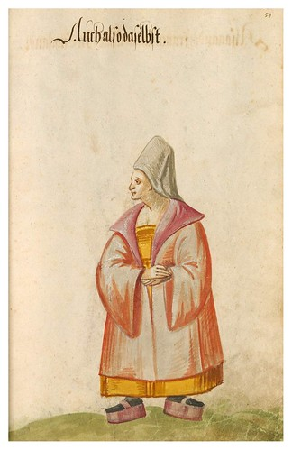 13- Vestimenta agricultores de Vizcaya año 1600