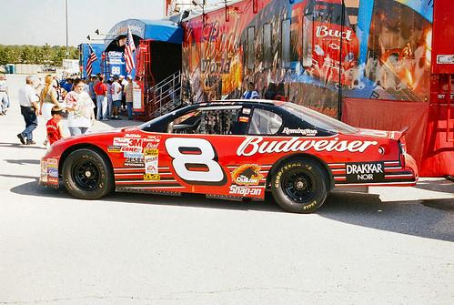 dale earnhardt jr. race car. Dale Earnhardt Jr.#39;s #8 NASCAR