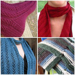 montage of free patterns