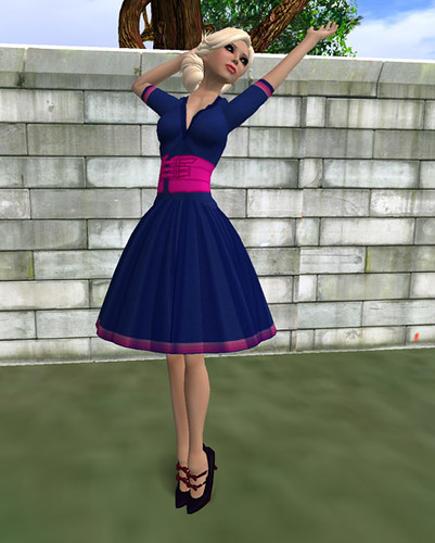 WigWamBam - Bleu Rose dollarbie