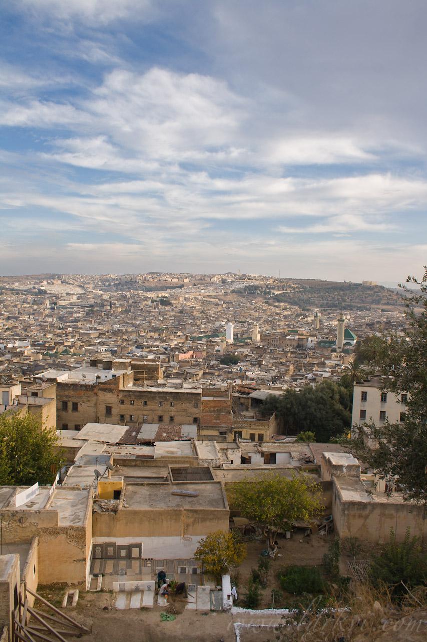 Fez, Morocco, November 2007