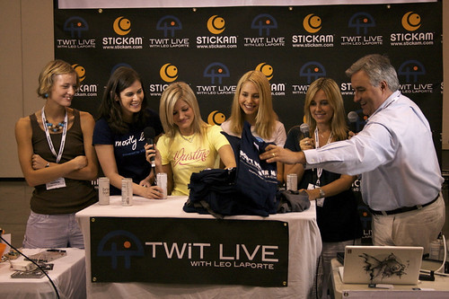 Women of New Media on Twit live
