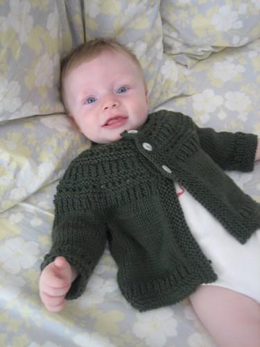 "Pete's ""summer sweater"""