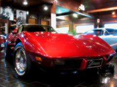 Corvette by Hollywood Dreams - Gramado/RS (Ricardo Costa) Tags: cars car brasil canon museu muscle elvis carros dreams efeito carro corvette riograndedosul anos50 gramado serragacha automvel sonhodeconsumo anos60 anos70 carro hollywooddreams