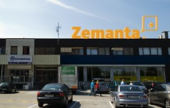 Zemanta Ltd. HQ Sign
