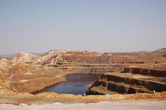 Minas de Riotinto -Huelva - Cerro Colorado (supermiri) Tags: de colorado minas riotinto huelva cerro copper cobre gossan mineriaacieloabierto nivelfretico