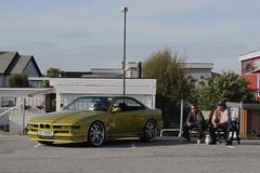 BMW 840Ci (Leif Strand) Tags: cars car bmw bil biler haugesund skjold bilutstilling oasen karmy superstreet gatebil bmw840ci gatebiltreff superstreethaugesund bmw840i