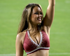 WASHINGTON REDSKINS CHEERLEADERS (nflravens) Tags: sports football cheerleaders nfl hunter cheerleader nflfootball prosports redskinettes profootball washingtonredskinscheerleaders washingtoncheerleaders redskinscheerleaders nflravens shoreshotphotography