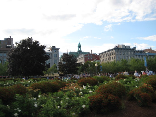 SUMMER 2008, Old Port of Montreal 16