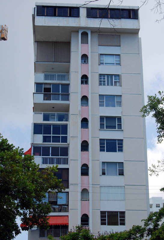 Ugly Apartment Balcony: Why Are Apartment Buildings So *explicative* Ugly?