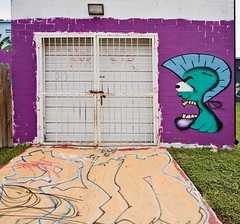 San Antonio Graffiti (darktiger) Tags: urban art sanantonio graffiti design colorful punk artist expression vibrant unique tx painted tag culture murals vandalism expressive spraypaint sa graffito aerosol rebels