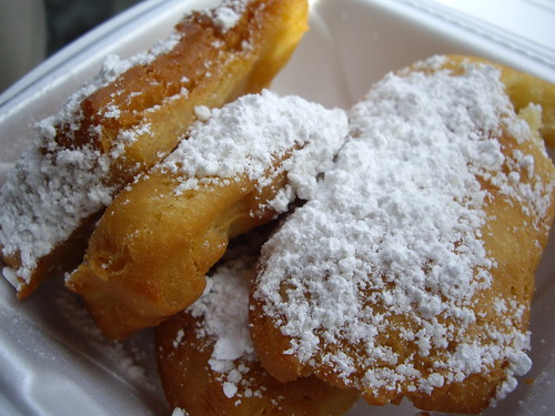 Beignets from Creole Kitchen