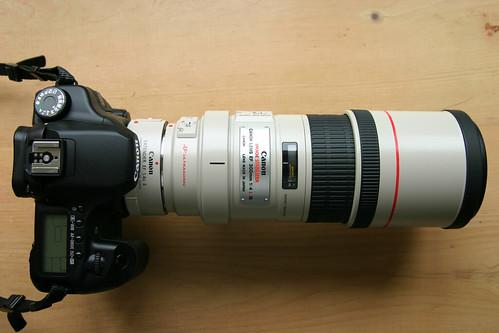 Canon 300mm F 4l And 1 4x Extender Ii Canon Ef 300mm F 4l Is Usm Flickr