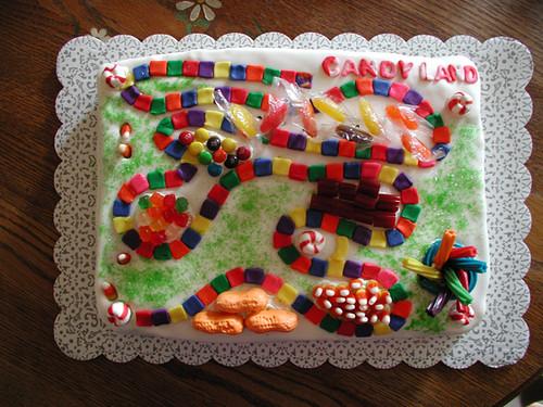 Candyland Cake - 1