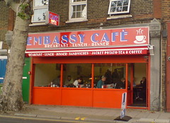 Picture of Embassy Cafe And Restaurant, SE1 3AA
