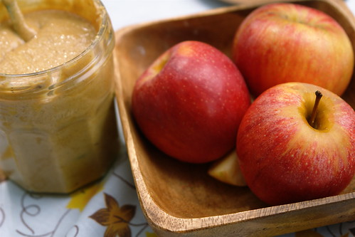 Apples for Peanut Butter