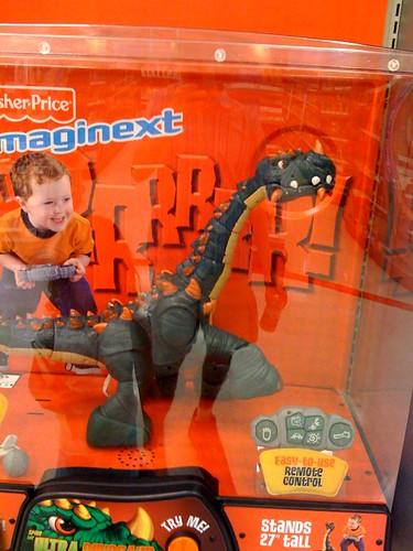 Dinobot by jameswhitefanclub.