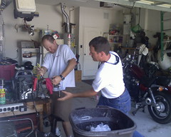 Motorcycle Work