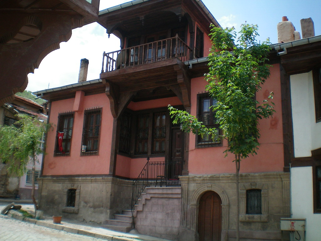 Tarihi ev  Afyon