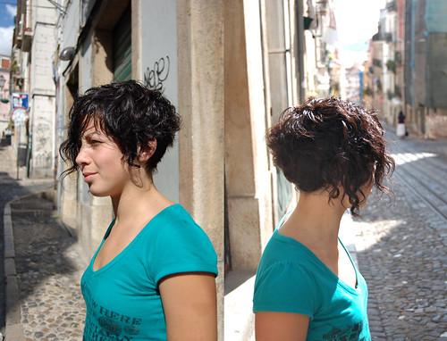 Haircut Short Curly Bob (photo