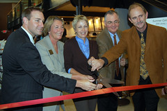 Ribbon Cutting to Officially Open Starbucks