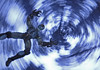Spiderman battles the black hole (pho_kus) Tags: from camera straight