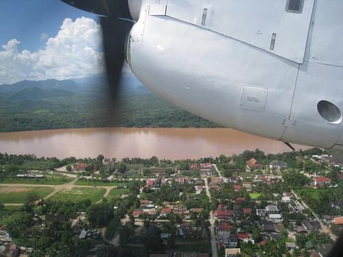 Goodbye Luang Prabang and Mekong River!