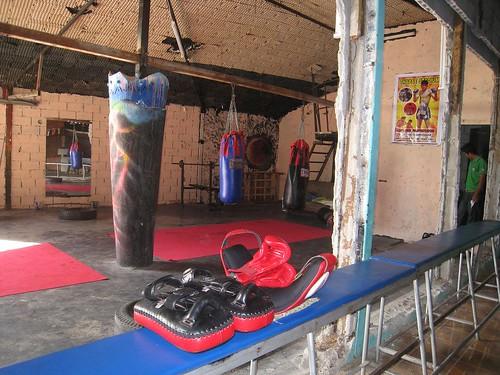 Training corner