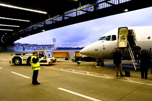 Tempelhof Flughafen Berlin