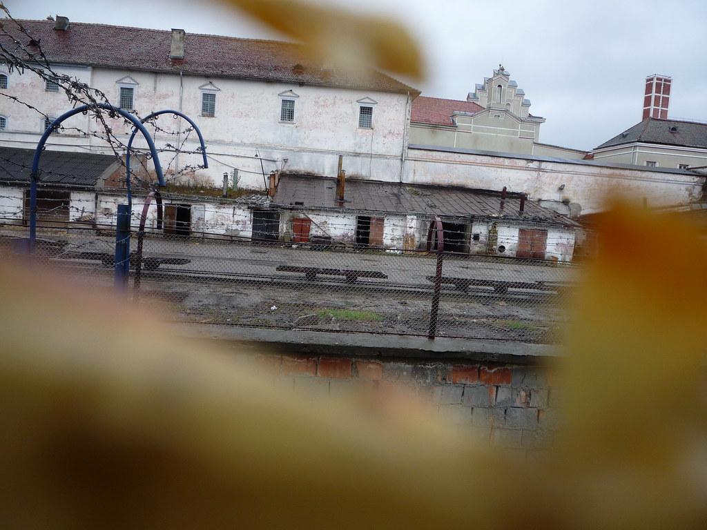 Inside Gherla Prison