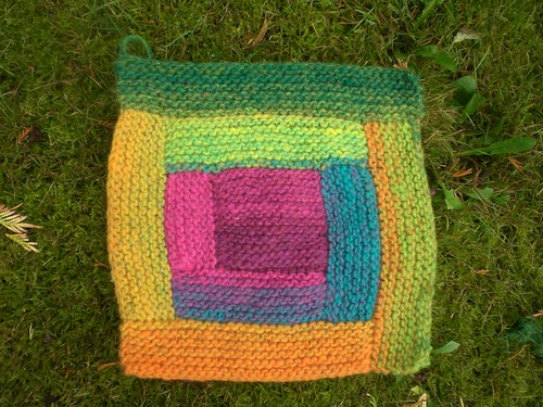 Paintbox blanket