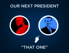 That One (tubes.) Tags: election president obama mccain debate remark thatone