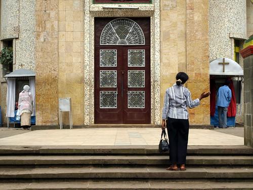 Devoción en Addis Abeba