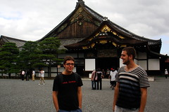 Sun & Amonra @ Kyoto Castle