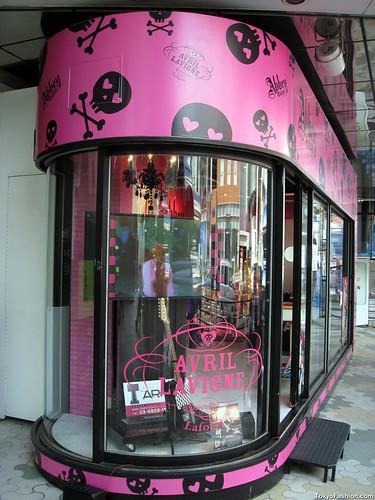 AbbeyDAWN Japanese Shop at LaForet Harajuku