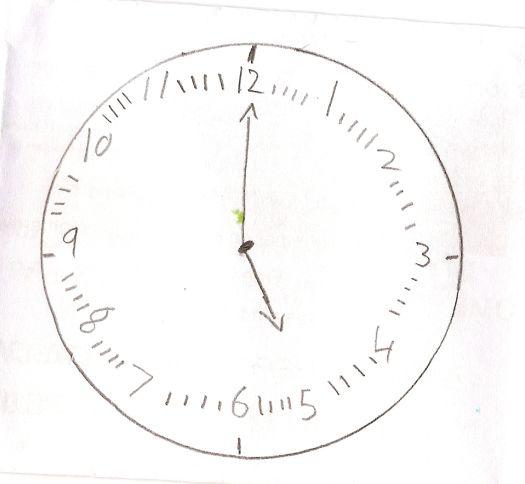 clock by Sheri
