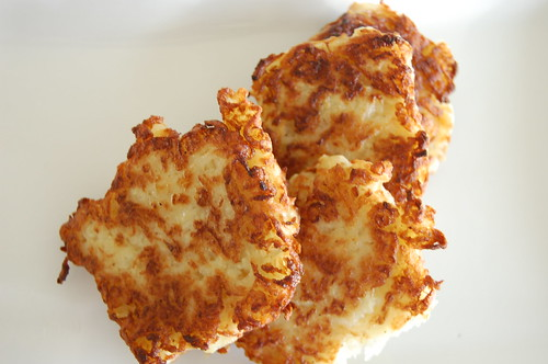 latkes (with apples!)