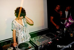 Ladytron Dj set (Flavia_FF) Tags: red italy black rome records beer set female club contrast canon dark lights nikon women october italia dj mood tour zoom glasgow live flash goth mixer scottish turntable dresses synth turntables spinning singer indie electro headphones microphone donne british electronica d200 mic synthpop electronic venue 2008 afterparty newwave djing aftershow micstand fishnchips electroclash djbooth glaswegian elettronica electropop vocalists ladytron djset velocifero cantanti nikond200 femalevocalists miraaroyo reubenwu newnewwave drkinking lookincamera lastfm:event=704144 glasvegian bulagarian radiocafroma
