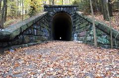 Central Mass Railroad Tunnel