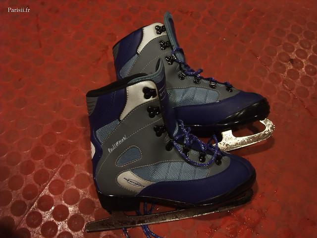 Et ce sont effectivement de beaux patins!